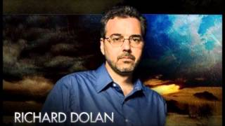 Richard Dolan On The Tall Whites And Break Away Civilization