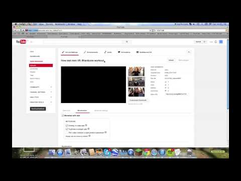 Tutorial On How To Set Up Monetization and Adsense On YouTube
