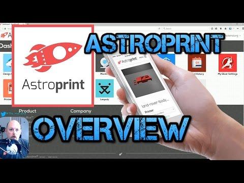 .AstroPrint 聯合創始人談 3D 列印行業未來五年發展方向