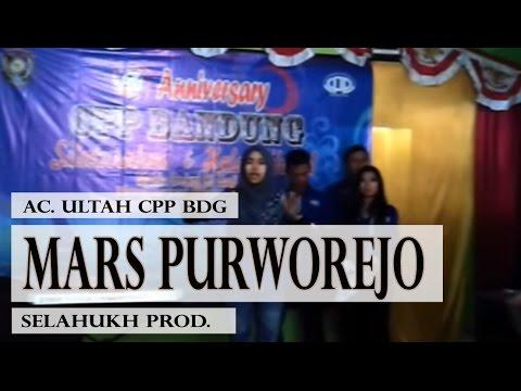 Lagu Mars Purworejo dalam acara Ultah CPP Bandung ke 5