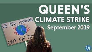 Queen's Climate Strike 2019