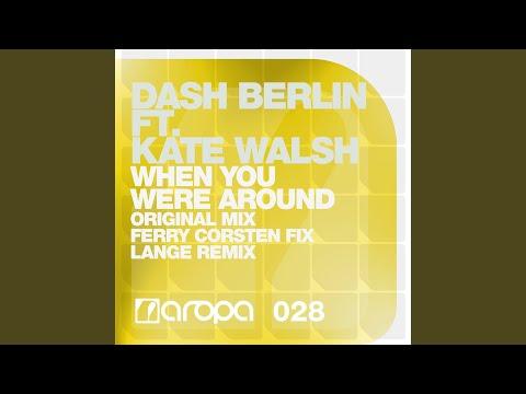 When You Were Around (Lange Remix)