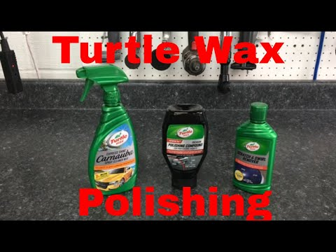 Is This Stuff A Joke? Or Can They Make A Difference In Your World? Turtle Wax Correction Fluids!!!