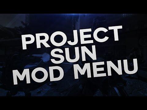 MW3 - Project Sun Mod Menu (PS3 CEX/DEX)
