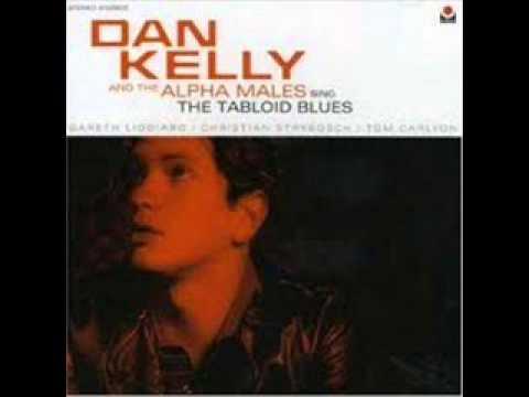 DAN KELLY & The ALPHA MALES - Step Forward