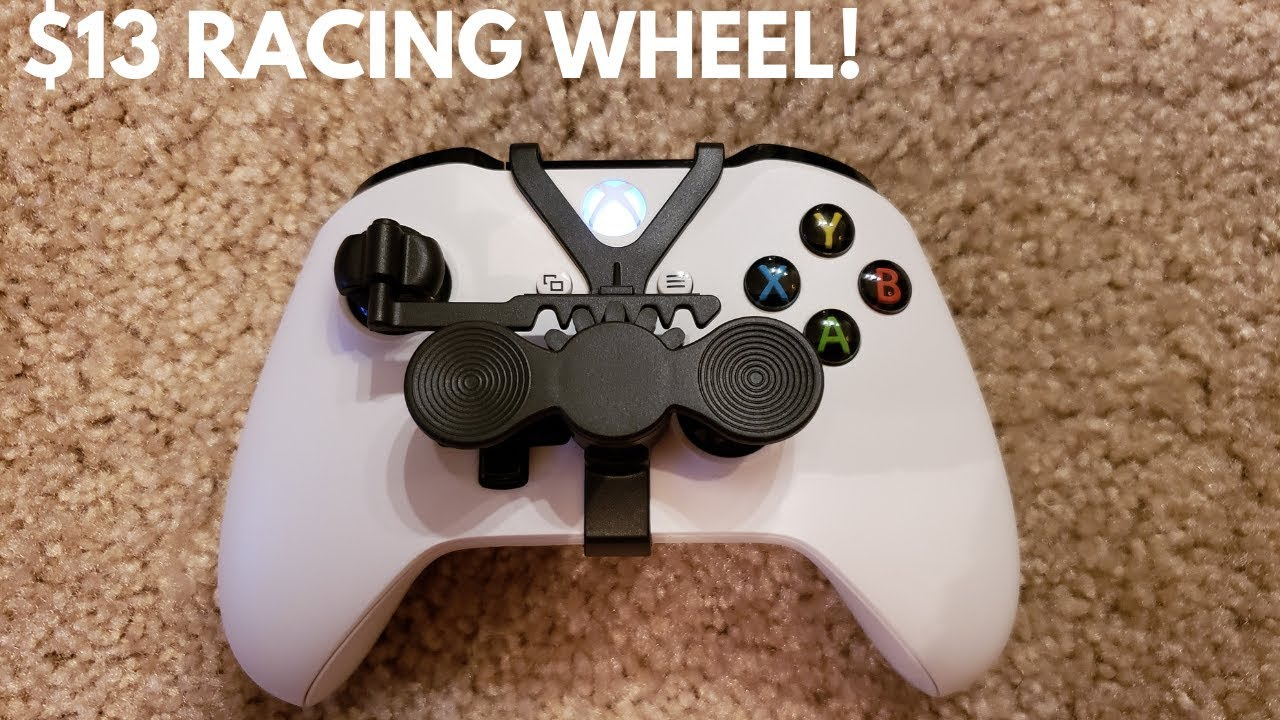 Xbox One Mini Controller Racing Wheel Become A Beast At Forza