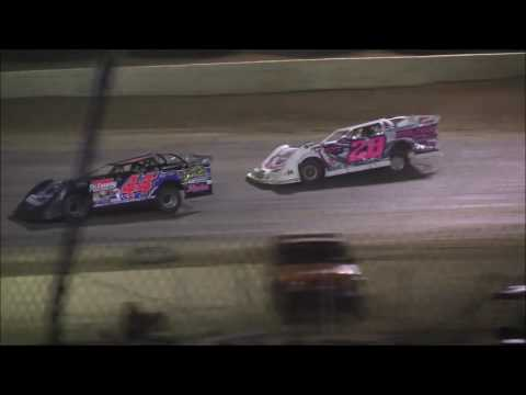 Super Late Model Feature from Moler Raceway Park, November 12th, 2016.