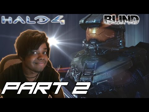 YOU'RE NEW | Halo 4 Walkthrough / Gameplay [BLIND]  ( Xbox One/ Xbox 360) - Part 2
