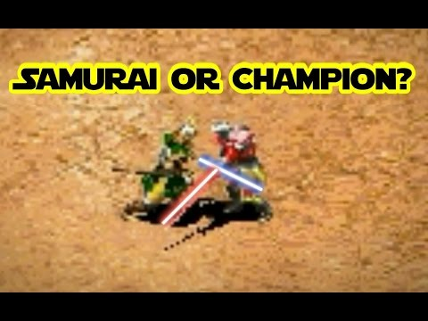 Samurai or Champion: Which is better?