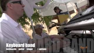 Mallorca Keyboard Band Tutorial - keyboarder, guitarist & singer for event wedding in the Balearics