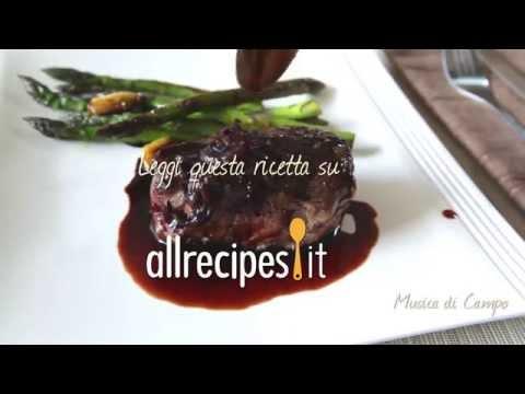 Come preparare un filetto al vino rosso e scalogno - videoricette di secondi