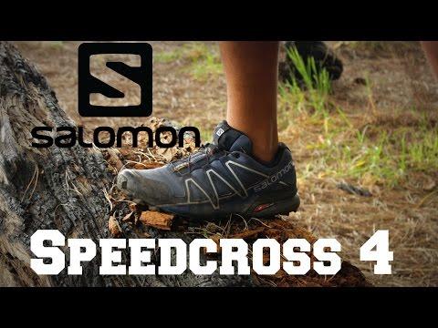 speedcross 4 test