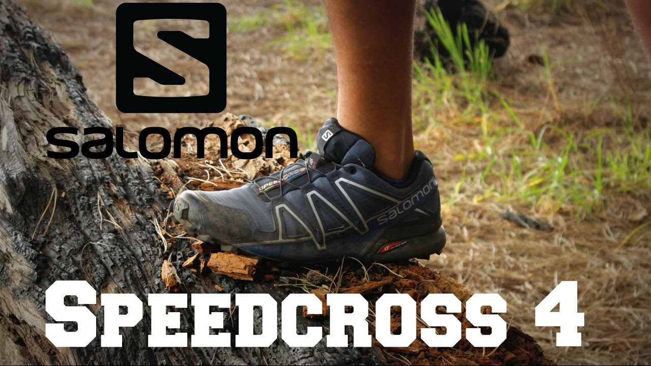 c69c08c0e93b Salomon Speedcross 4 review - YouTube