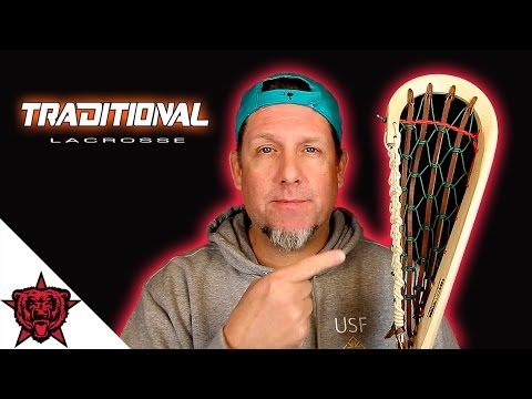 Lacrosse Gear Review: Traditional Lacrosse - Wooden Stick