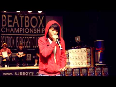 Hee Kwon / 2013 Korea Beatbox Championship - Eliminations