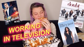 HOW I GOT MY JOB IN TELEVISION