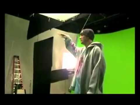 Eminem - Like Toy Soldiers [Backstage]