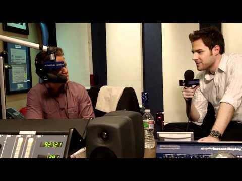 Billy Bush interviews Ben Rappaport (NBC Outsourced)