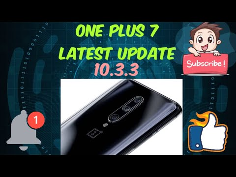One Plus 7 latest update review || Step On Tech ||#oneplus7/7pro