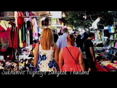 NIGHTLIFE BANGKOK SUKHUMVIT THAILAND - ADULT TOYS SHOPS IN BANGKOK