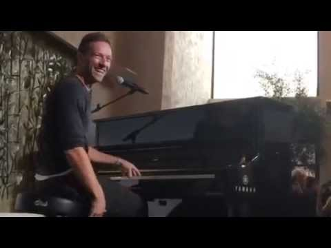 Chris Martin - Miracles (Acoustic)