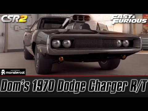 CSR Racing 2: Final Fury | Fast & Furious | Getting Dom's 1970 Dodge Charger R/T
