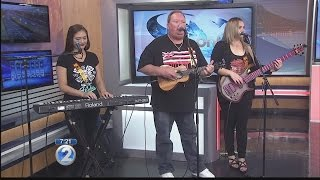 Kapena on Wake Up 2day