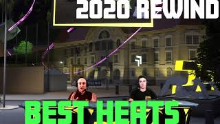 2020 Rewind - Quad Force One's Best Heat - Drone Champions League
