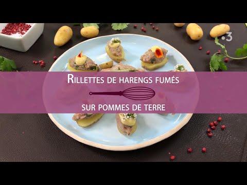 recette-:-rillettes-de-harengs-fumes-sur-pommes-de-terre