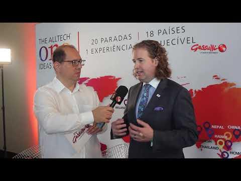CEO Da Alltech Aponta As Principais Mudanças No Setor De Nutrição E Saúde Animal