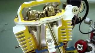 Макет двигателя 125 CG 5к.п. от ХОНДА.