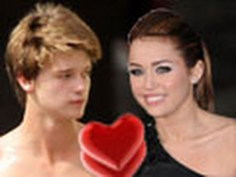 Miley Cyrus is DATING Arnold Schwarzenegger's son