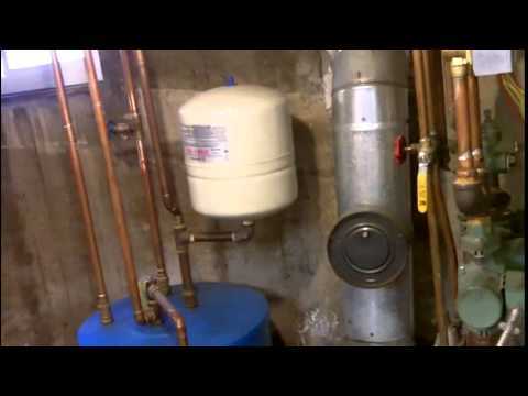 The Installation of my Gas Boiler & Hot Water Heater - YouTube