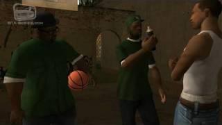 GTA San Andreas - Walkthrough - Mission #3 - Tagging up Turf (HD)