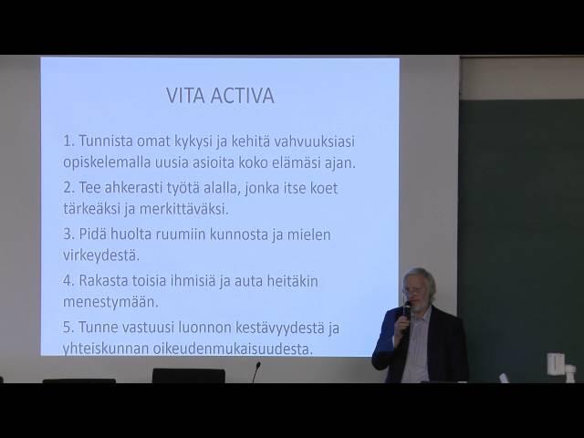 Minun polkuni hyvään elämään - Ilkka Niiniluoto, Markku Ojanen