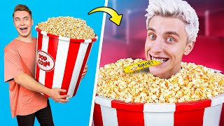 15 Sneak in Your FRIEND to the MOVIE THEATRE !