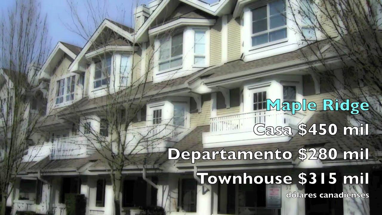 Cu nto cuesta una casa en vancouver youtube - Cuanto cuesta una casa contenedor ...