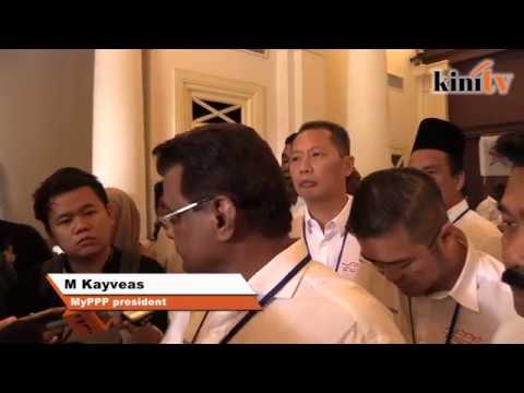 Kayveas insists he is rightful MyPPP president