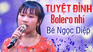 Ngây Ngất Với Giọng Ca Bolero Ngọt Như Mía Lùi Của Bé Gái 11 Tuổi Này - Nghe Là Nghiền