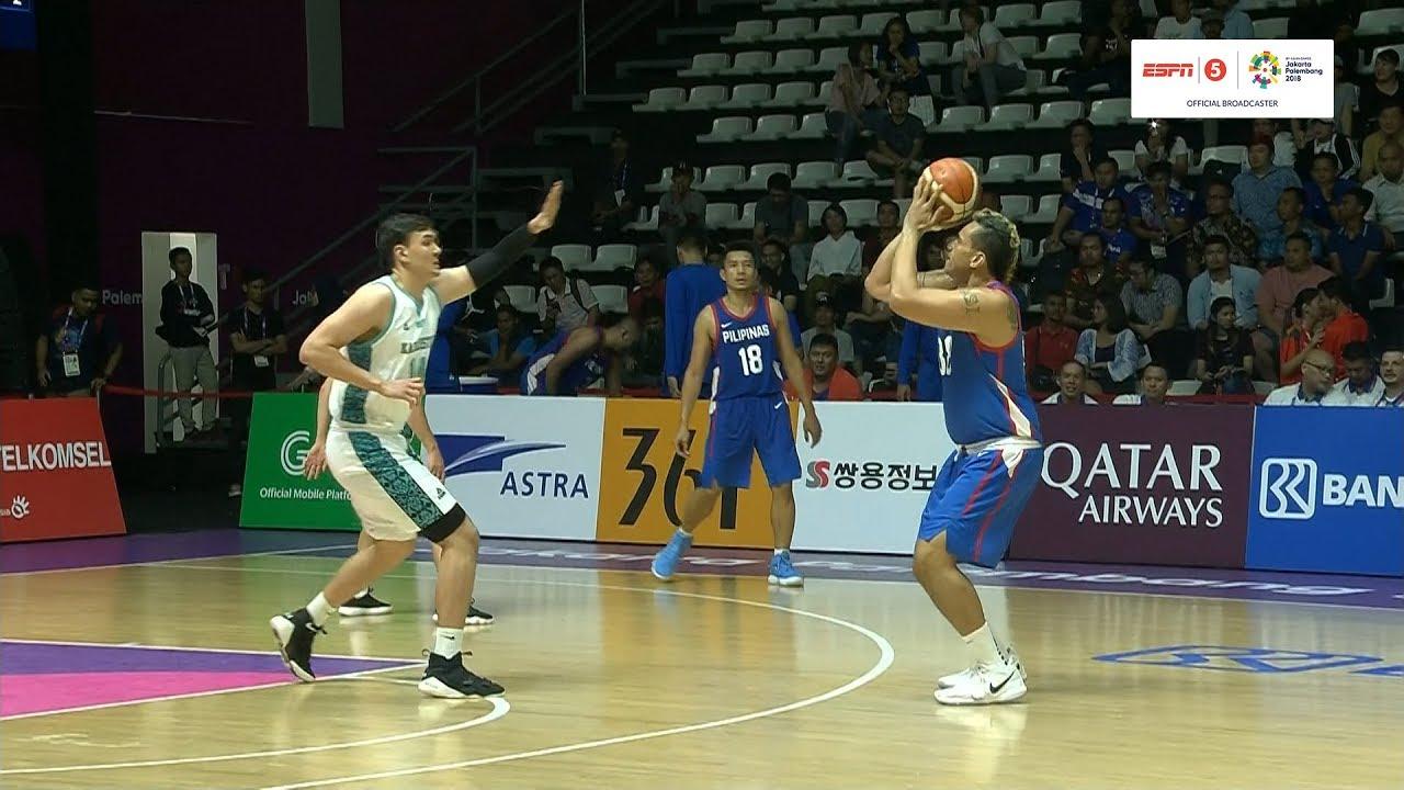 Highlights Philippines Vs Kazakhstan Basketball M