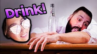 Wife Tries To Get Me Drunk!