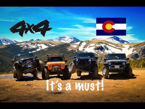 WHY YOU MUST GO WHEELING IN COLORADO.....