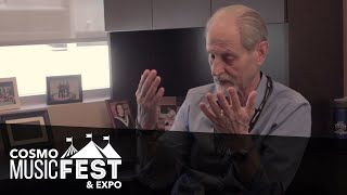 Eddie Kramer tells the story of Led Zeppelin's iconic sound on Whole Lotta Love - Cosmo Music