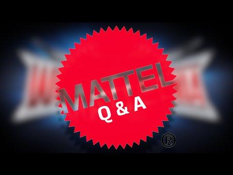 Wrestlemania 32 - Mattel Q&A from Dallas Texas! With Bill Miekina,  Designer, Mattel WWE