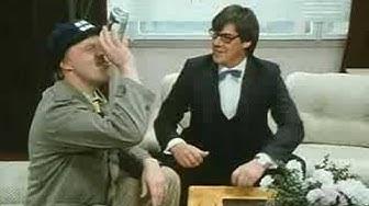 Lentävät Luupäät / Jännä Mies (1984)
