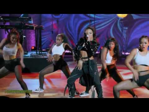 Tinashe - Party Favors (Live on Audience Music)