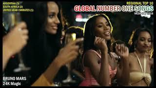 GLOBAL NUMBER ONE SONGS (week 46 / 2016)