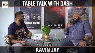 Table Talk With Dash -- Kavin Jay (Stand-Up Comedian), as seen on Netflix