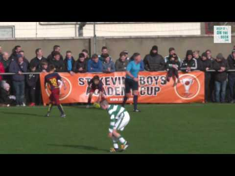 FC Barcelona vs Glasgow Celtic - Game 3 Academy Cup 2016