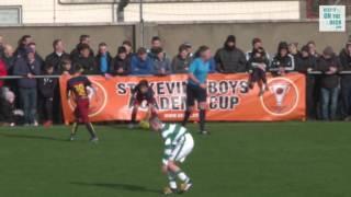 FC Barcelona vs Glasgow Celtic - Game 3 Academy Cup 2016
